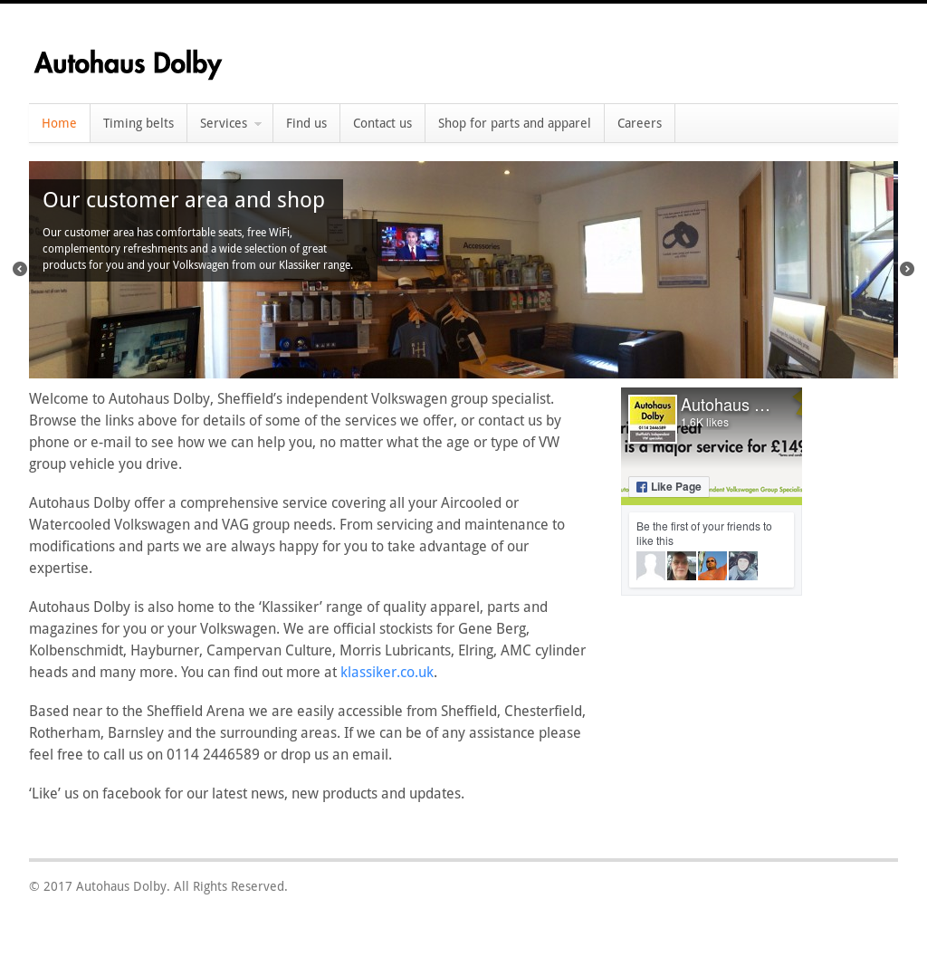 Autohaus Dolby Competitors, Revenue and Employees - Owler Company