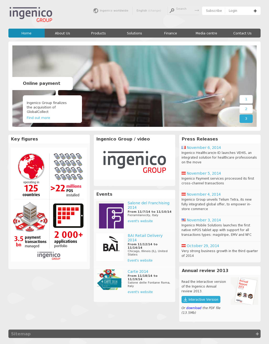 Ingenico Competitors, Revenue and Employees - Owler Company