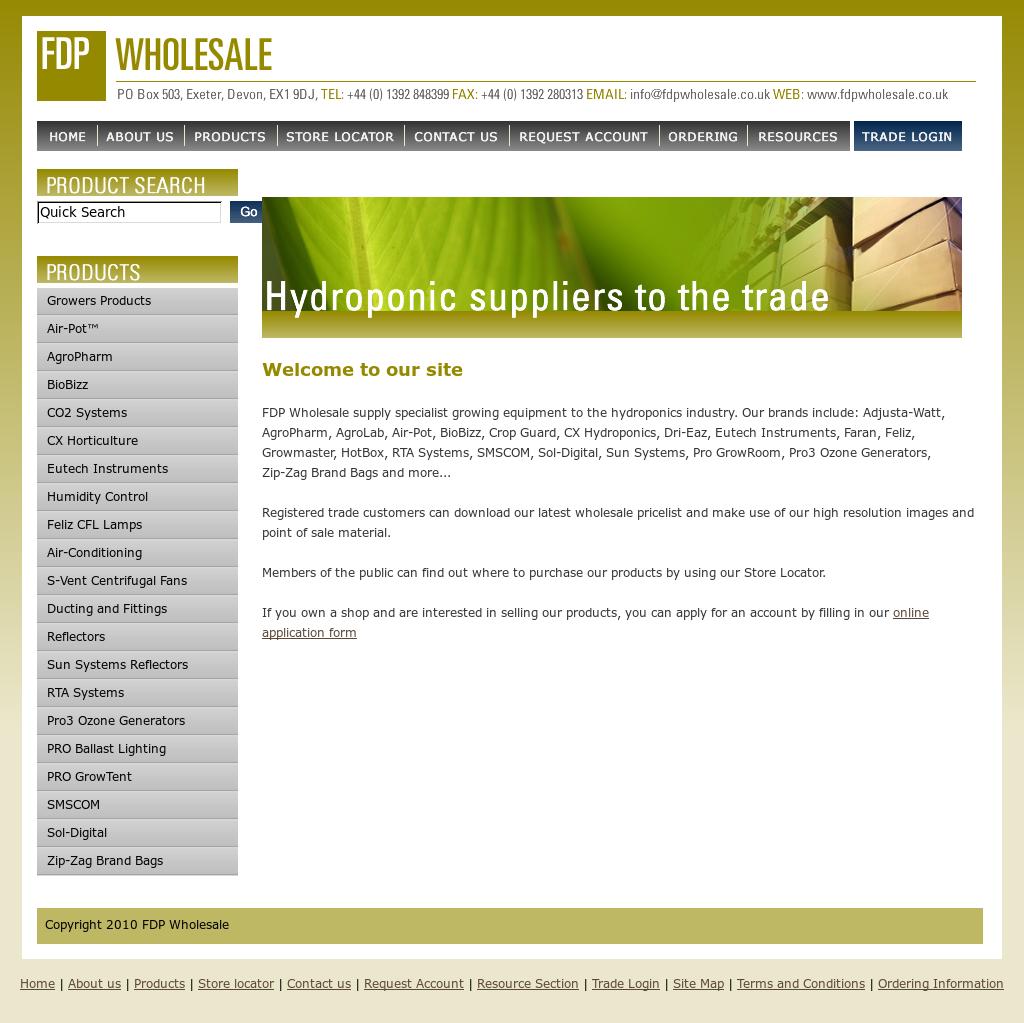 Fdp Wholesale Competitors, Revenue and Employees - Owler Company Profile