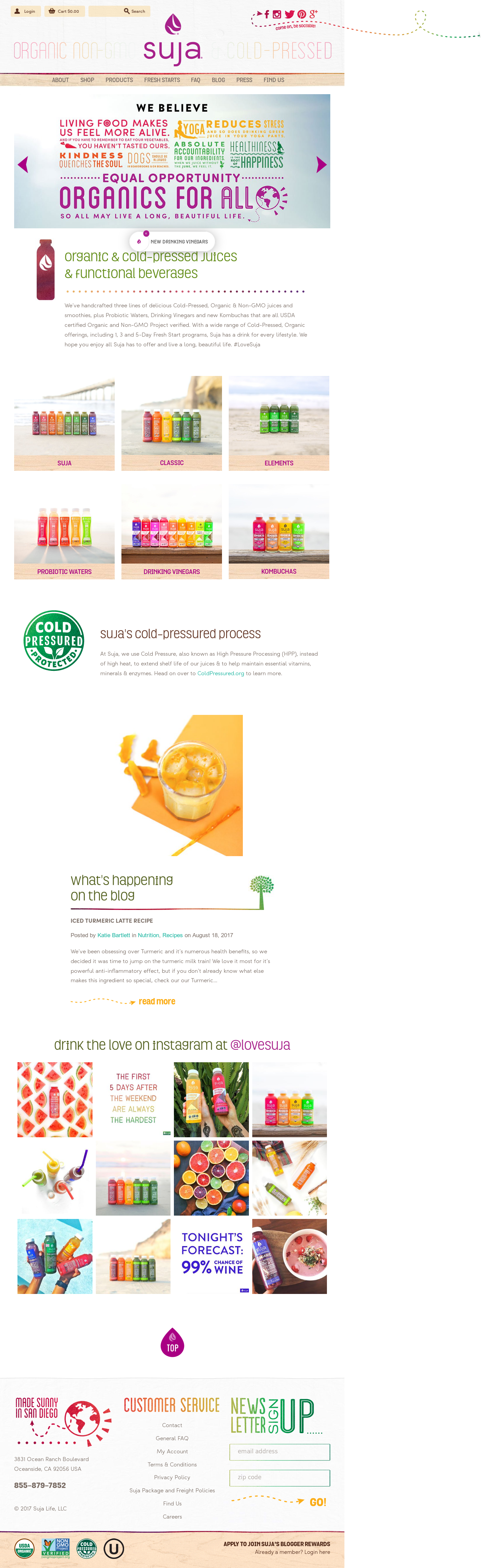 Suja juice competitors revenue and employees owler company profile suja juice website history malvernweather Images