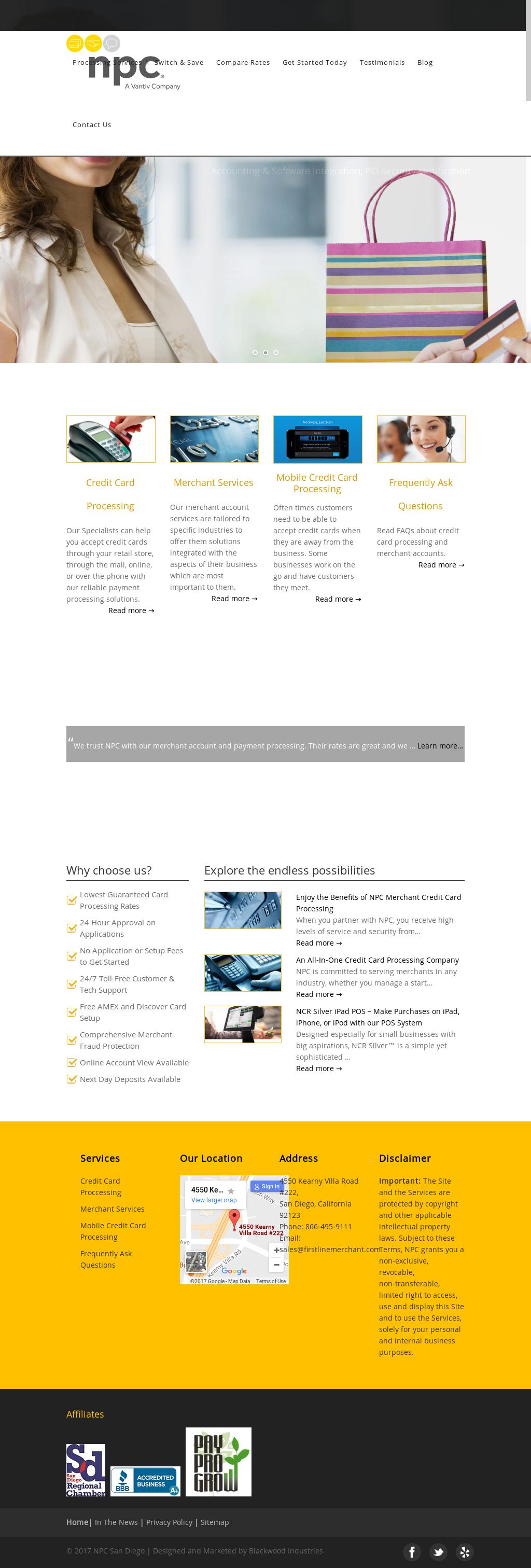 Creditcardprocessingsandiego Competitors, Revenue and