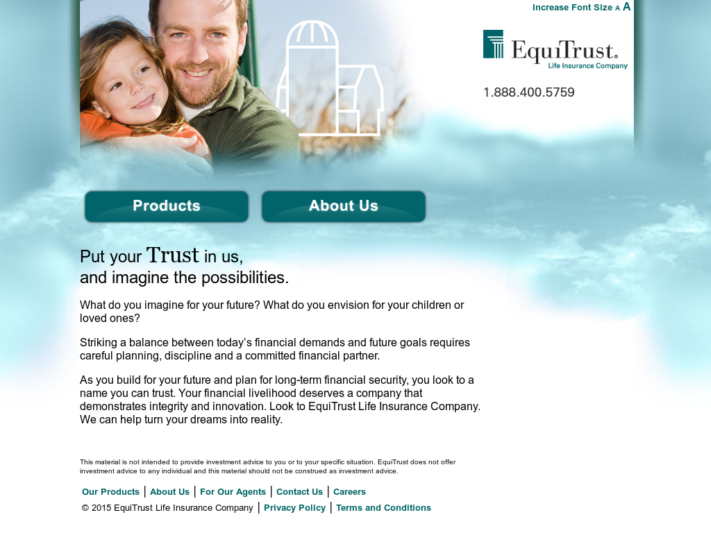 Equitrust S Competitors Revenue Number Of Employees Funding Acquisitions News Owler Company Profile