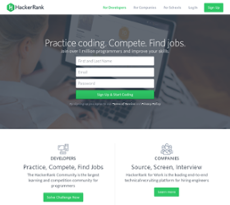 HackerRank Competitors, Revenue and Employees - Owler