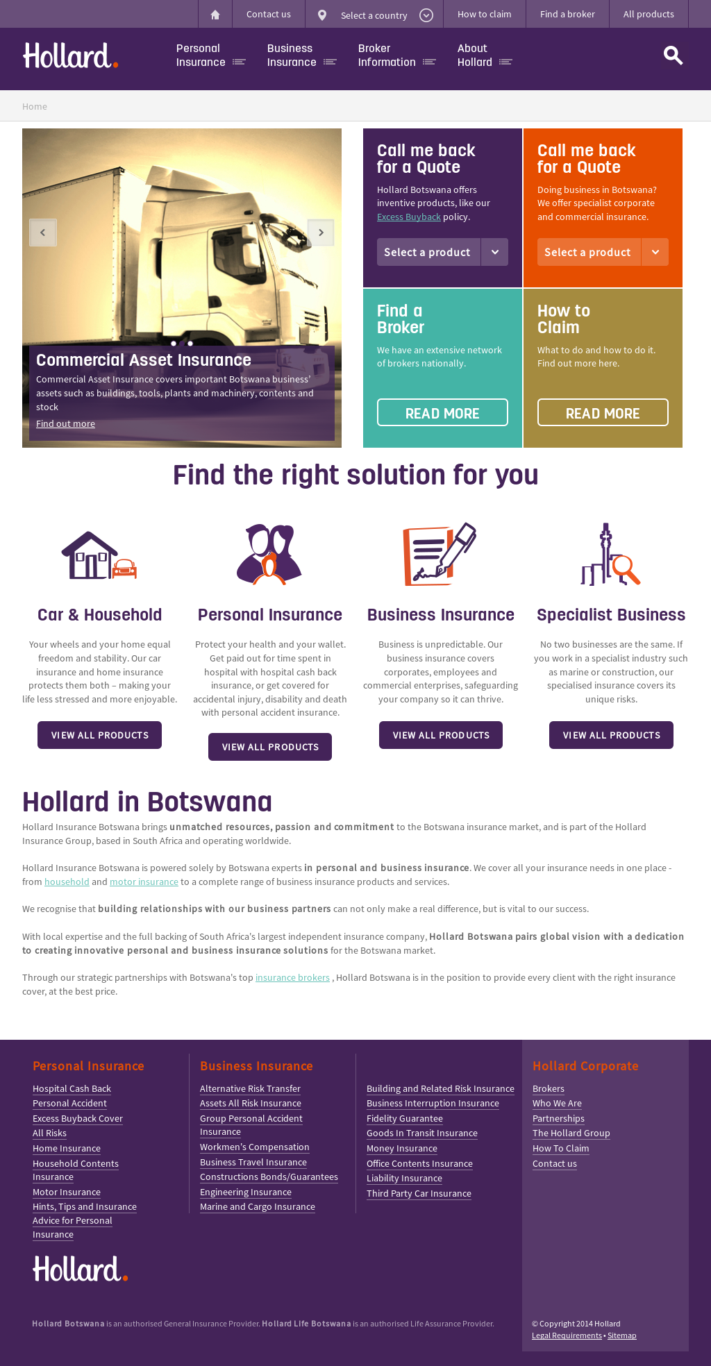 Hollard Competitors Revenue And Employees Owler Company Profile