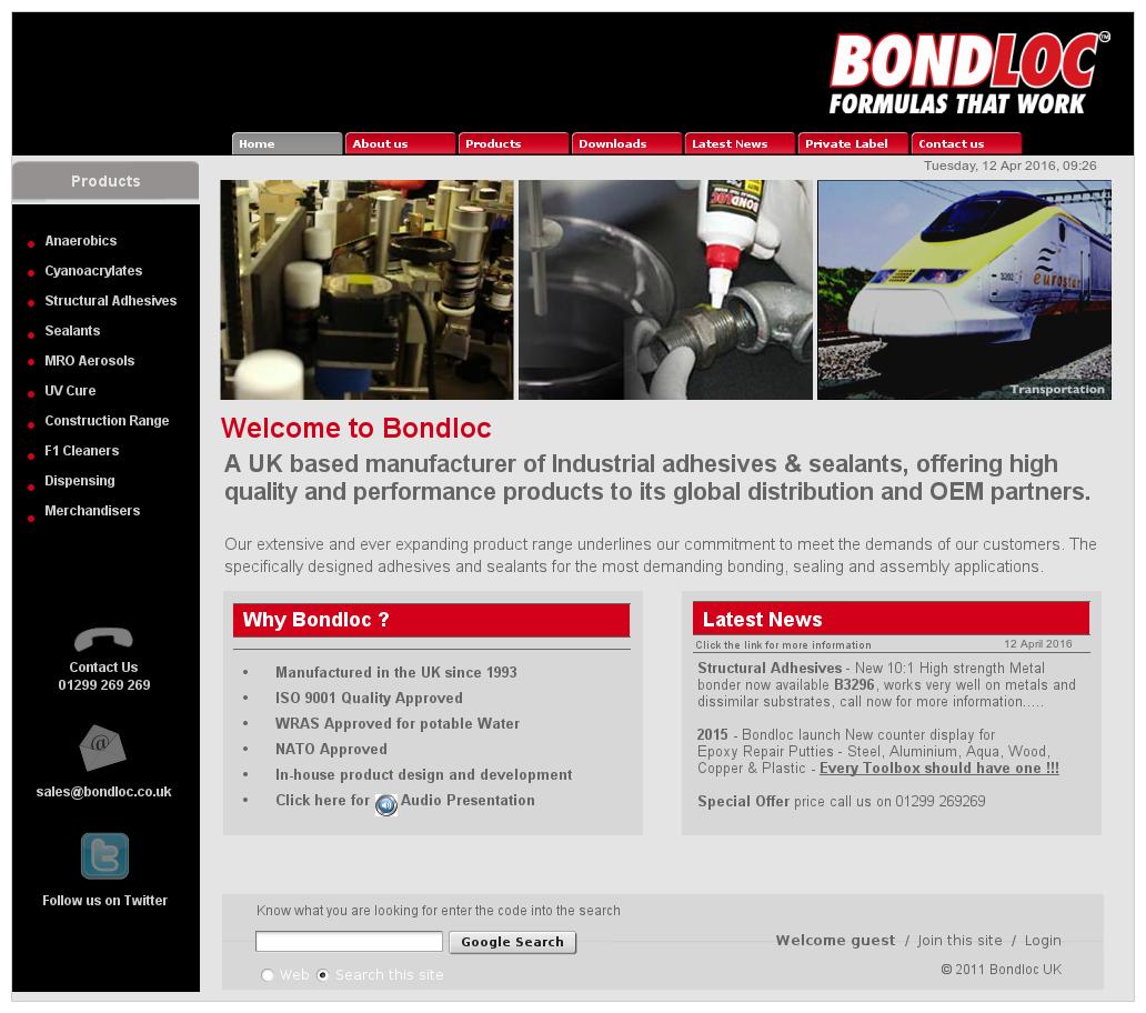 Bondloc Competitors, Revenue and Employees - Owler Company Profile