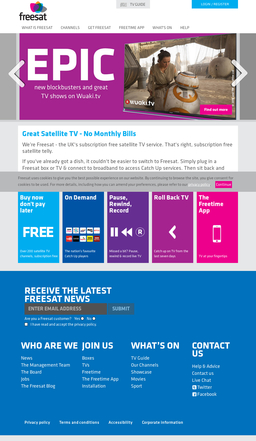 Freesat Competitors, Revenue and Employees - Owler Company Profile