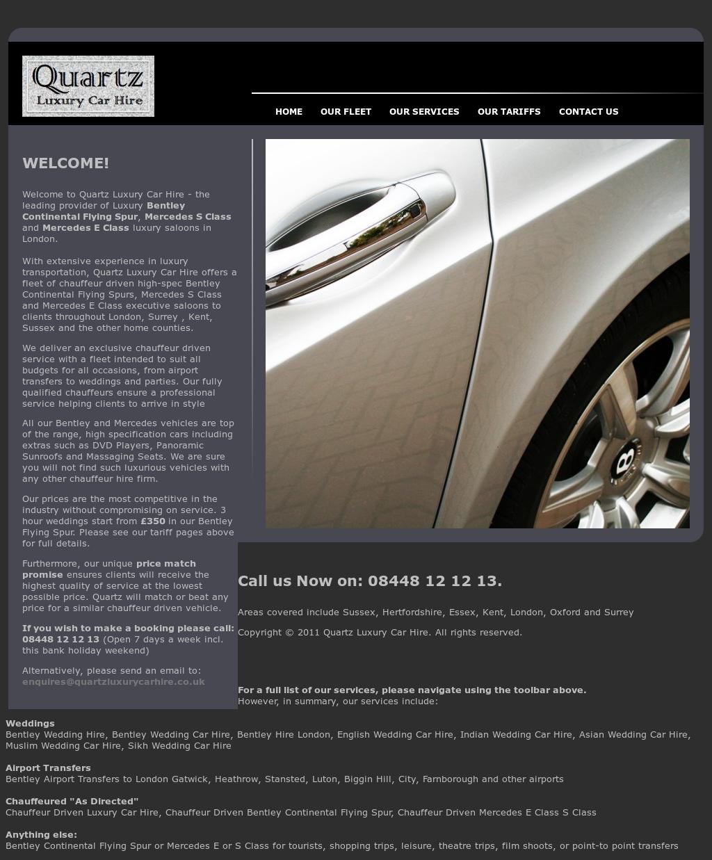 Quartz Luxury Car Hire Competitors Revenue And Employees Owler