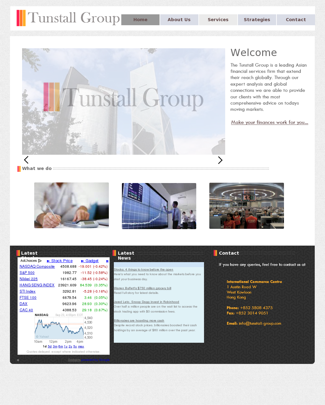 Tunstall Group Competitors, Revenue and Employees - Owler