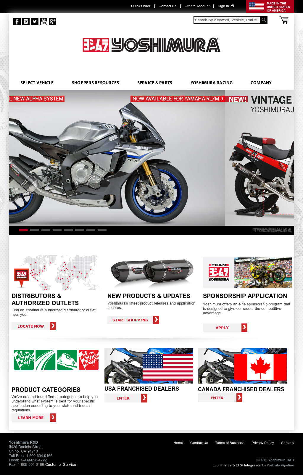 Yoshimura Competitors, Revenue and Employees - Owler Company