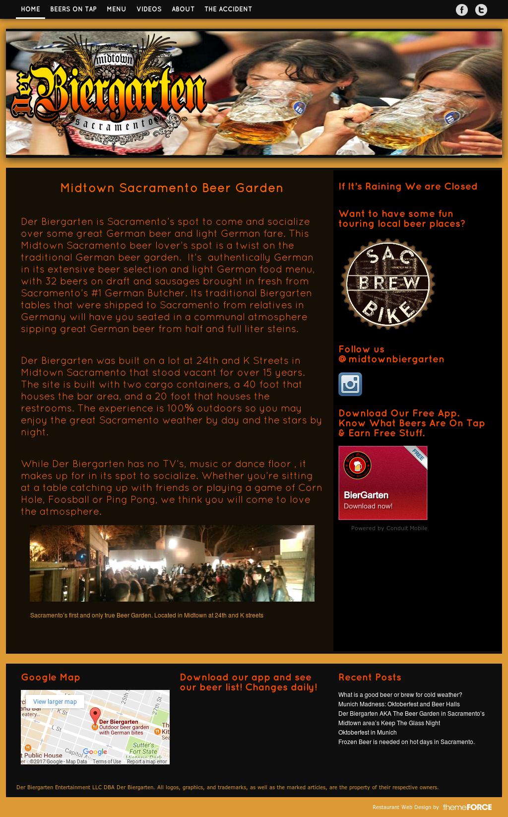 Beergardensacramento Competitors, Revenue and Employees - Owler ...