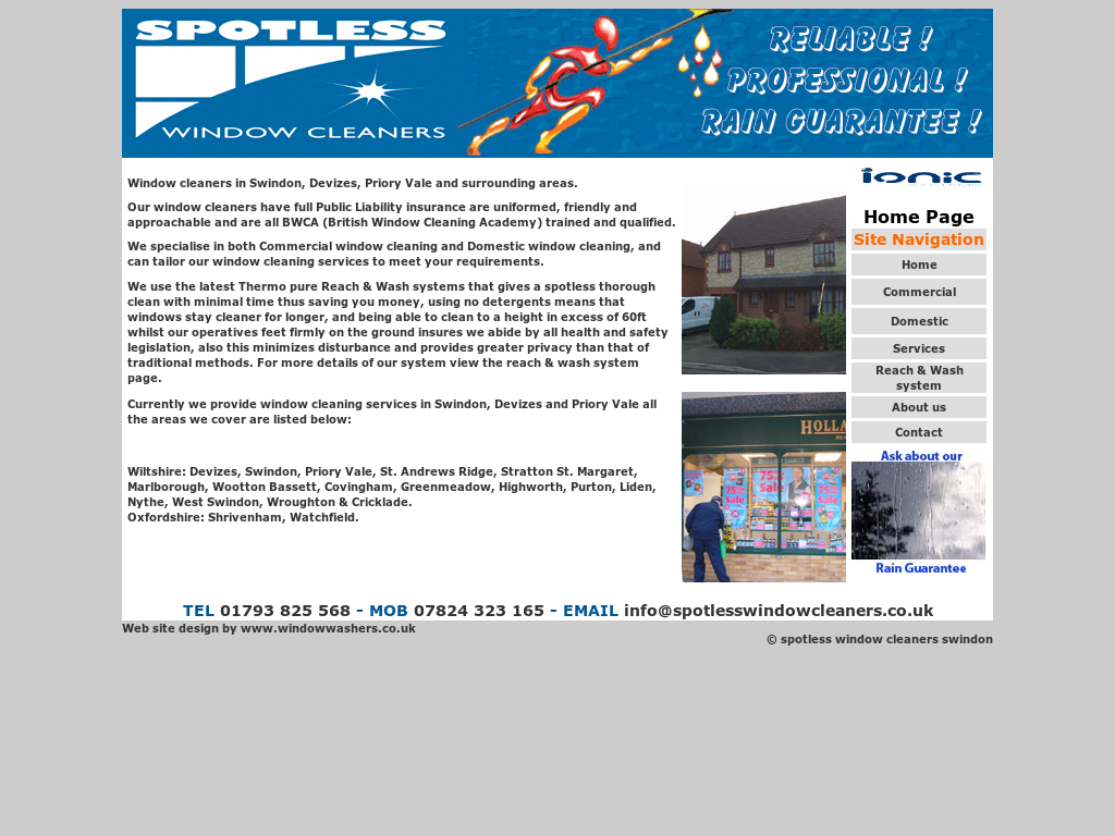 spotless window cleaning spotless window cleaners swindon competitors revenue and employees owler company profile