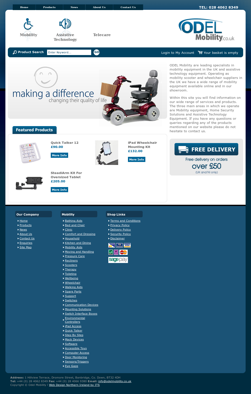 Odel Mobility L Web Competitors, Revenue and Employees - Owler ...