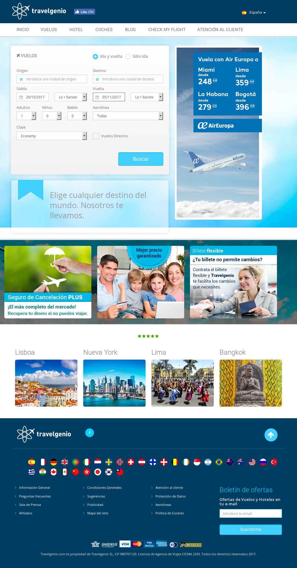 Travelgenio Competitors, Revenue and Employees - Owler
