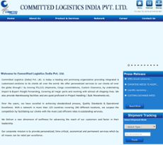 Committed Logistics India Competitors, Revenue and Employees