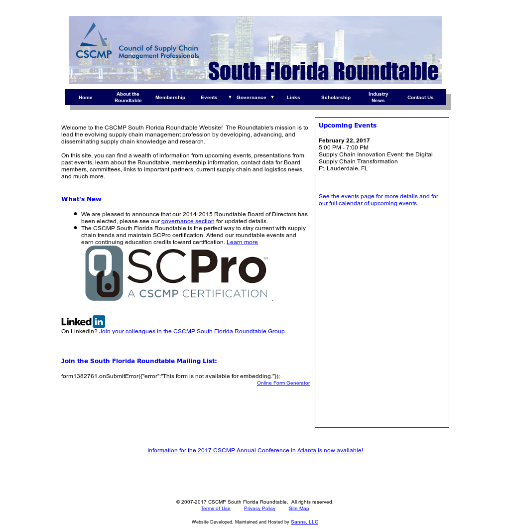 Cscmp South Florida Roundtable Competitors Revenue And Employees