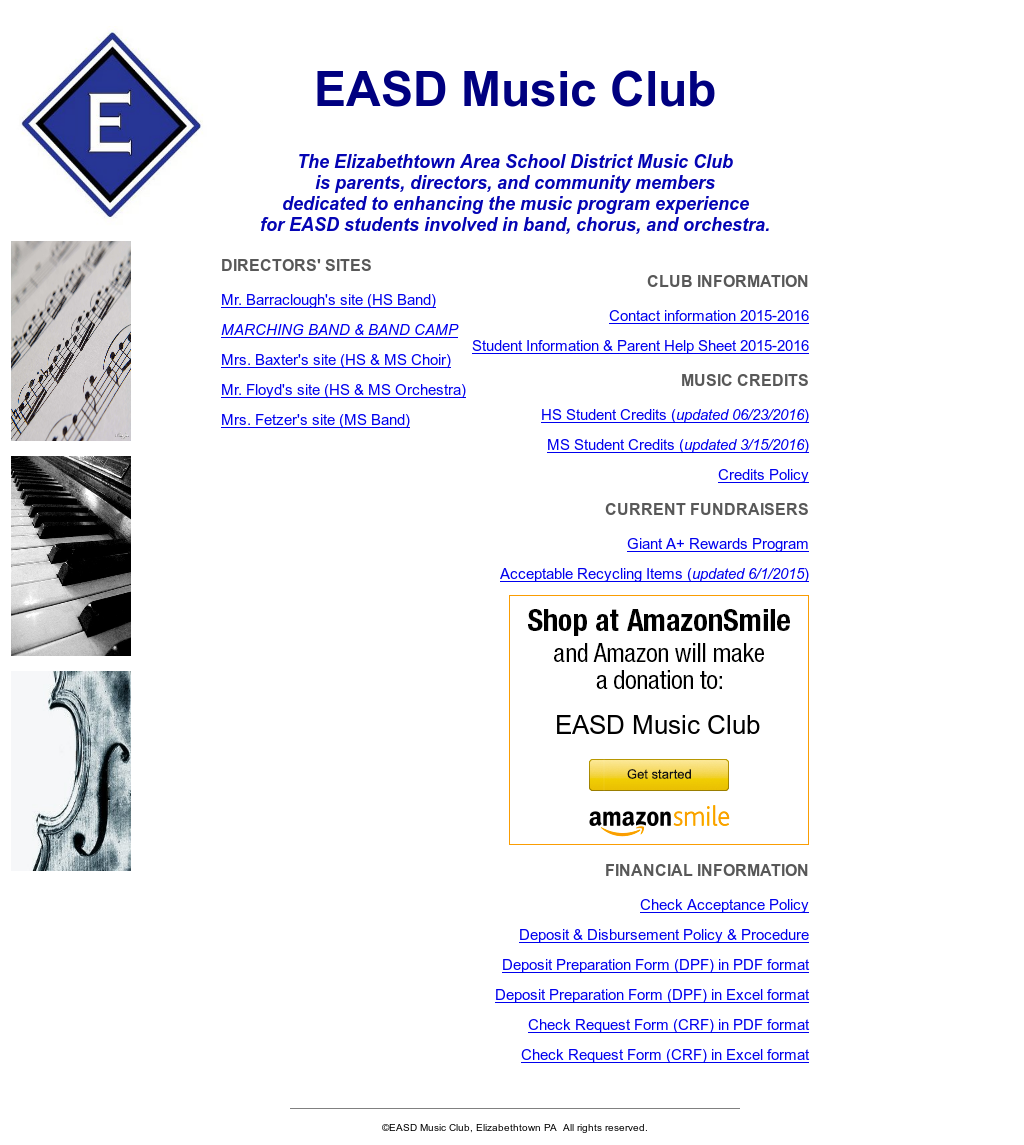 Easd Music Club Competitors, Revenue and Employees - Owler Company