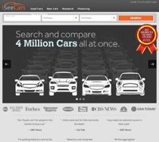 iSeeCars website history