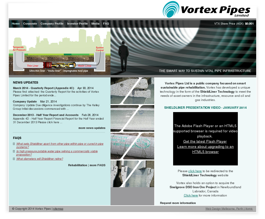 Vortex Pipes Competitors, Revenue and Employees - Owler Company Profile
