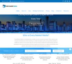 Every Market Media website history