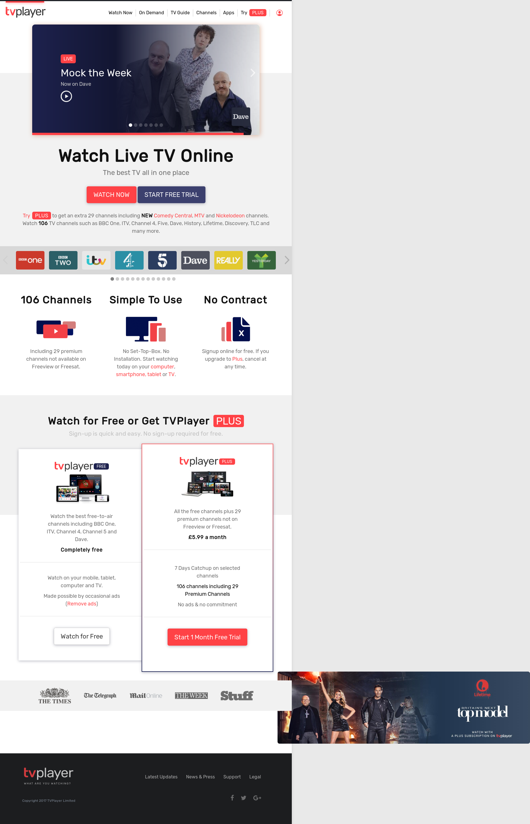 TVPlayer Competitors, Revenue and Employees - Owler Company