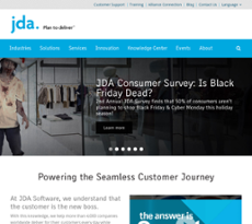 JDA Competitors, Revenue and Employees - Owler Company Profile