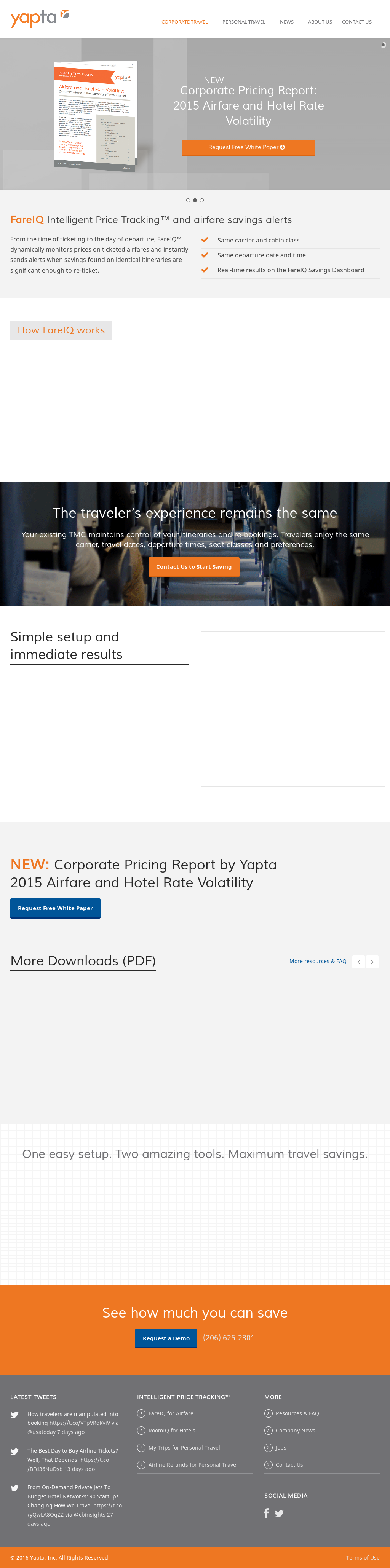 Yapta Competitors, Revenue and Employees - Owler Company Profile
