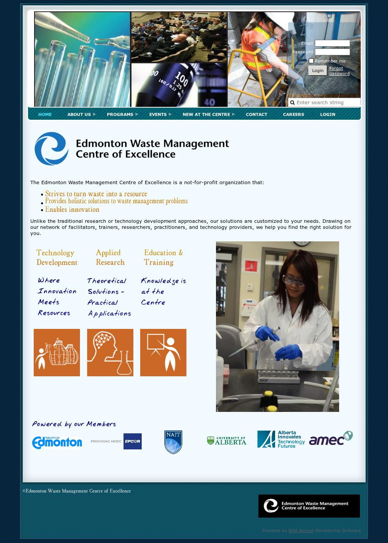 Edmonton Waste Management Centre of Excellence Competitors