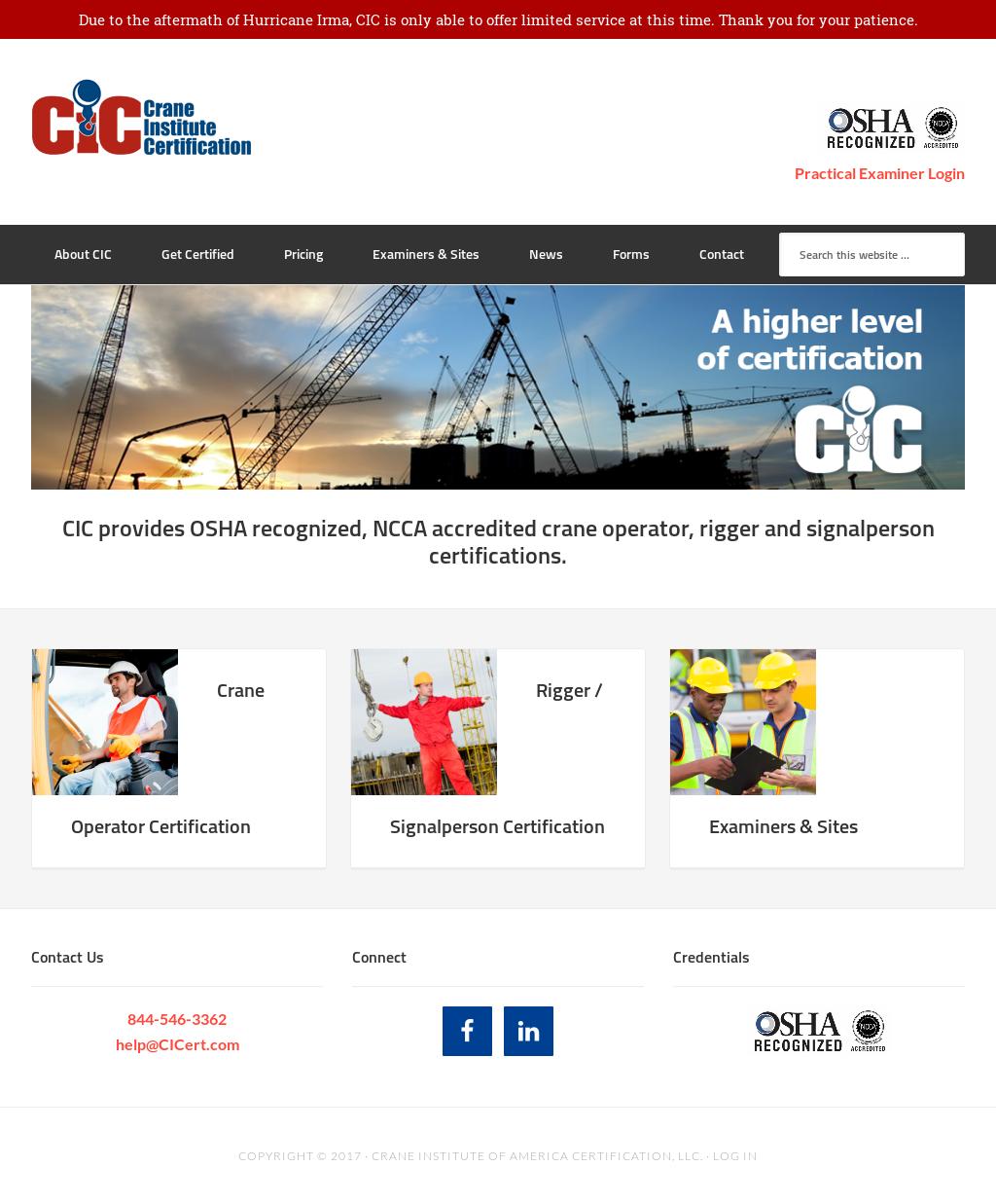 Crane Institute Of America Certification Competitors Revenue And