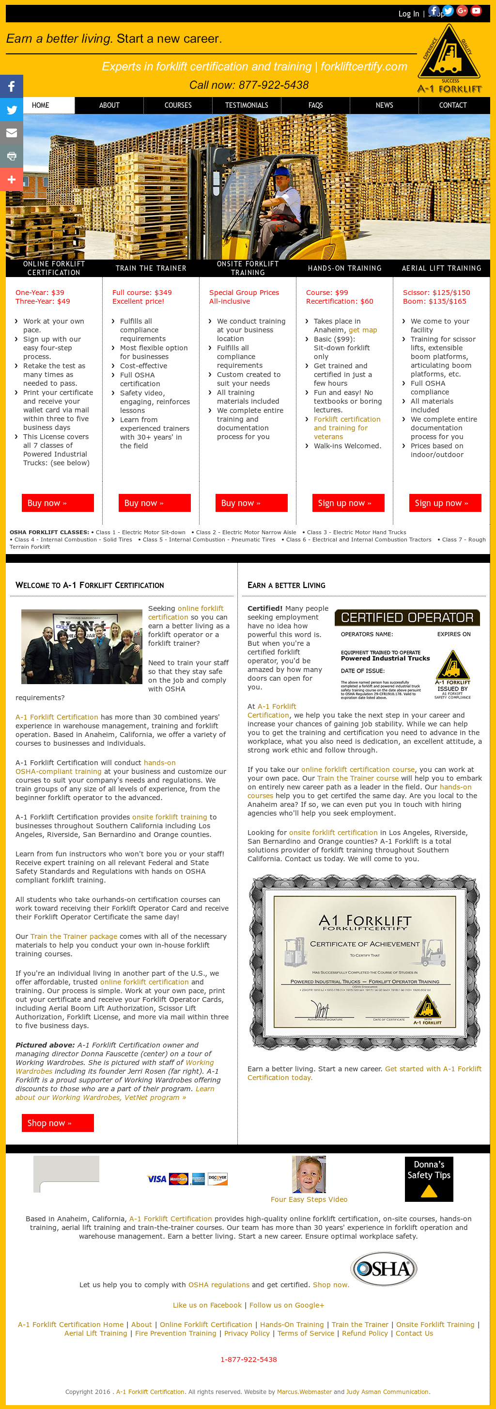Forkliftcertify Competitors Revenue And Employees Owler Company