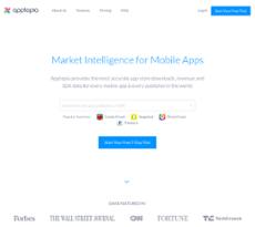 Apptopia website history