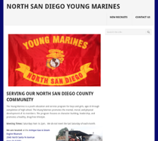 north san diego young marines