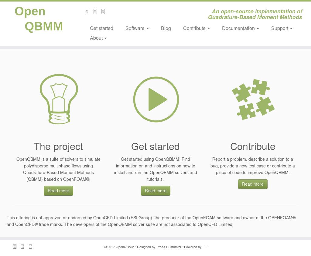 Owler Reports - Openqbmm Blog OpenQBMM 4 0 0 for OpenFOAM 6
