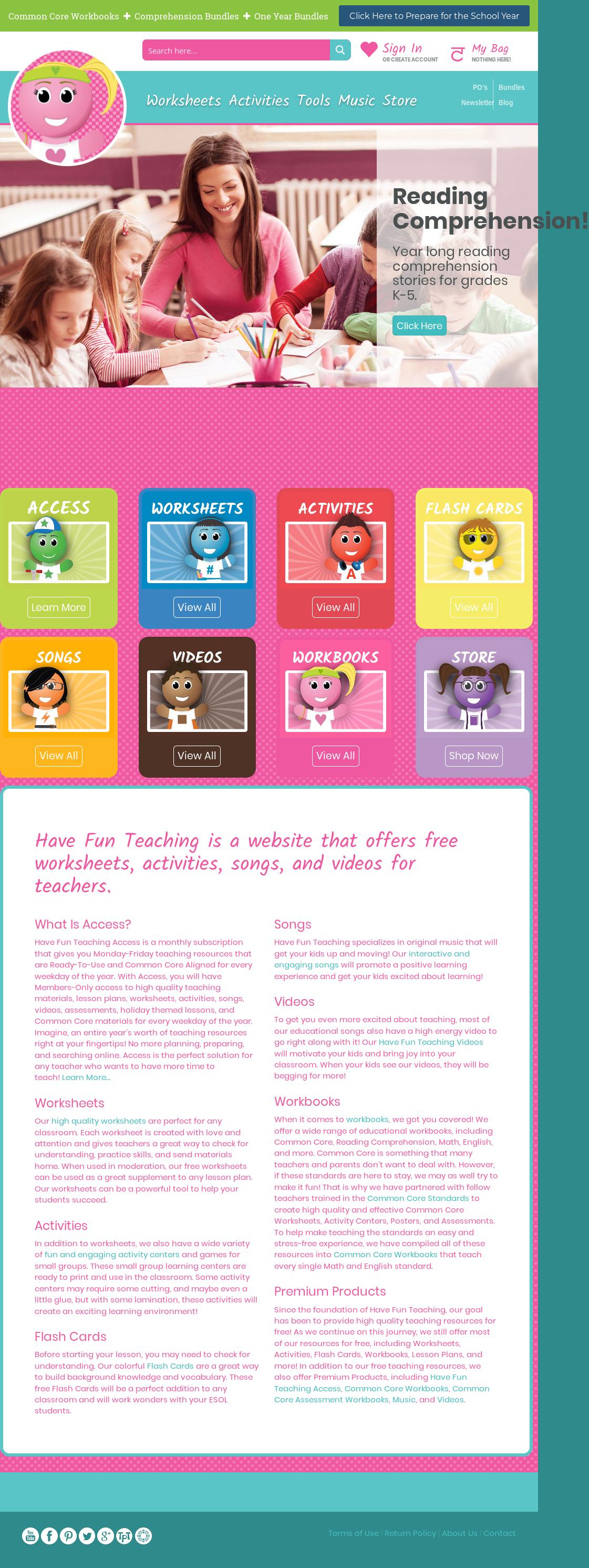 - Owler Reports - Press Release: HaveFunTeaching : Have Fun Teaching