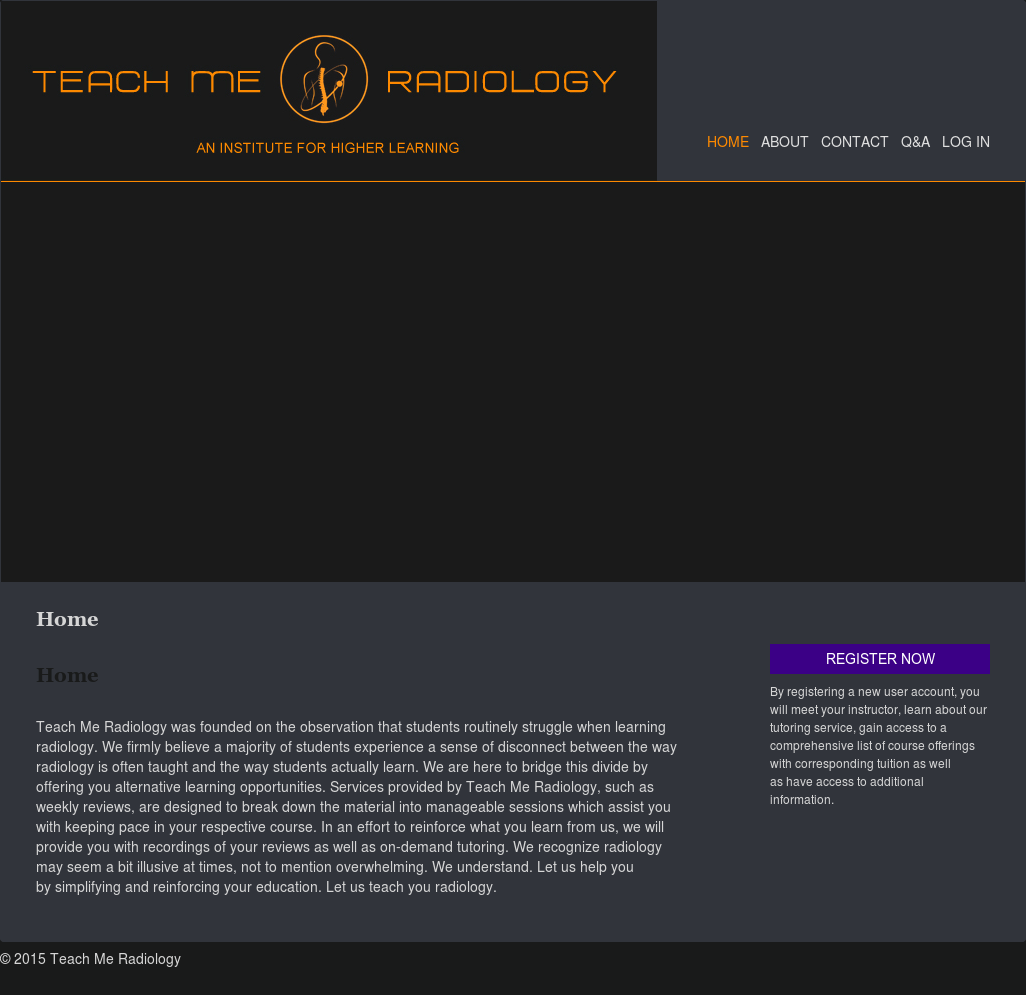 Teach Me Radiology Competitors, Revenue and Employees
