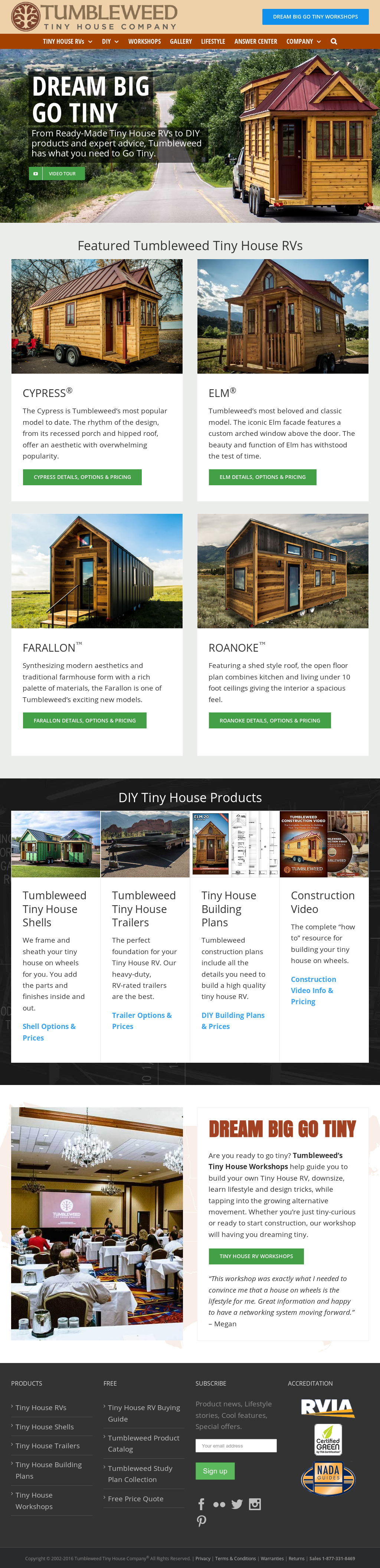 Tumbleweed Tiny House Competitors, Revenue and Employees - Owler