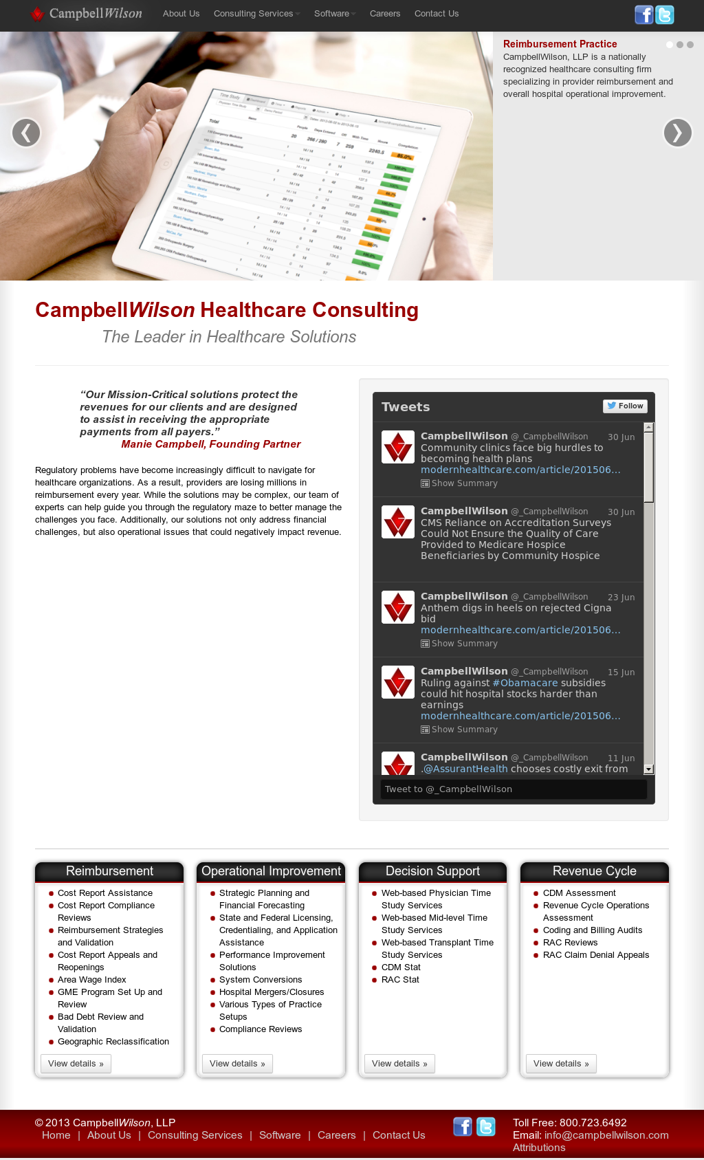 CampbellWilson Competitors, Revenue and Employees - Owler