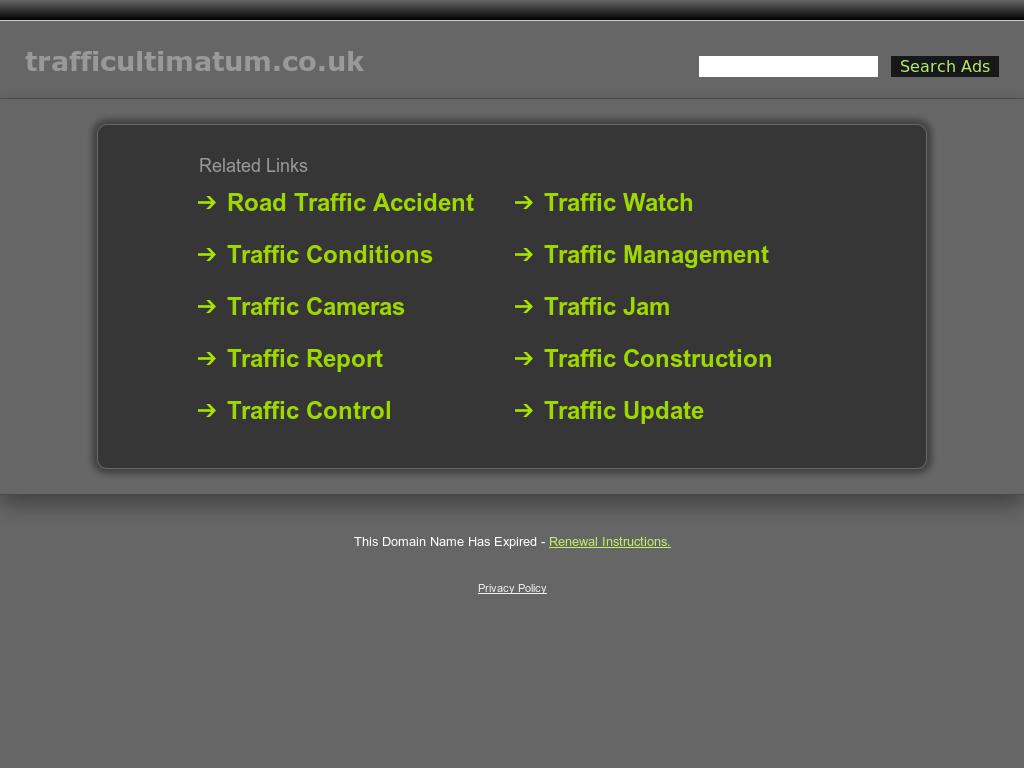 traffic ultimatum rh traffic ultimatum tempower us