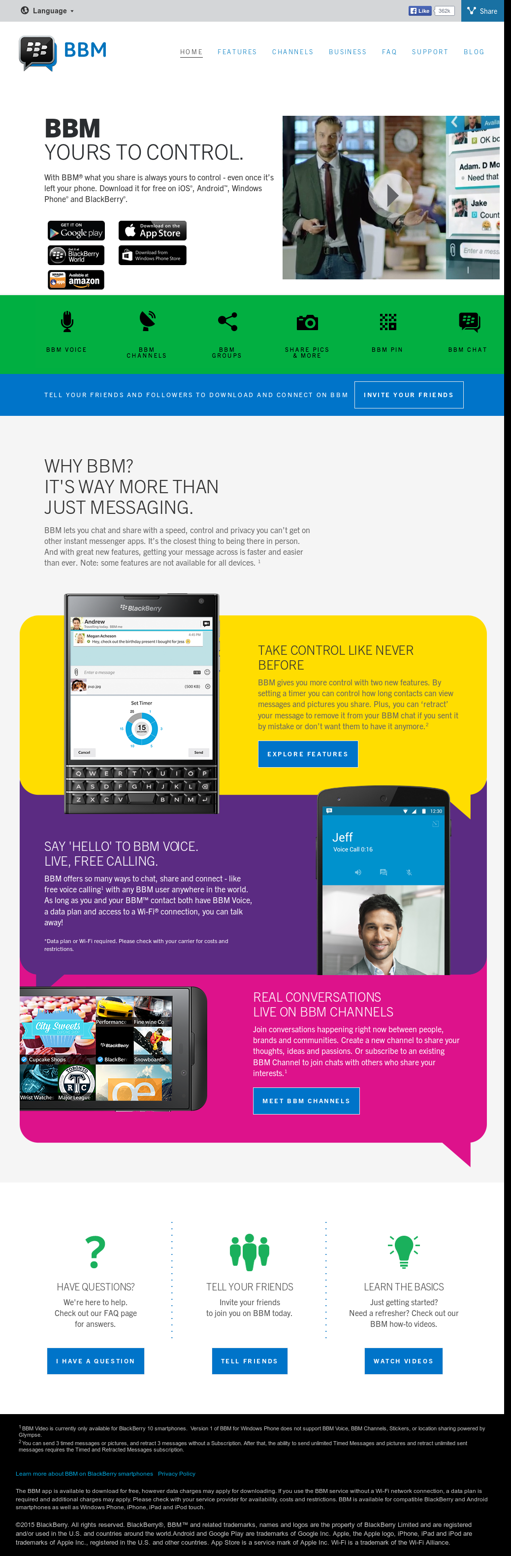 BBM Competitors, Revenue and Employees - Owler Company Profile