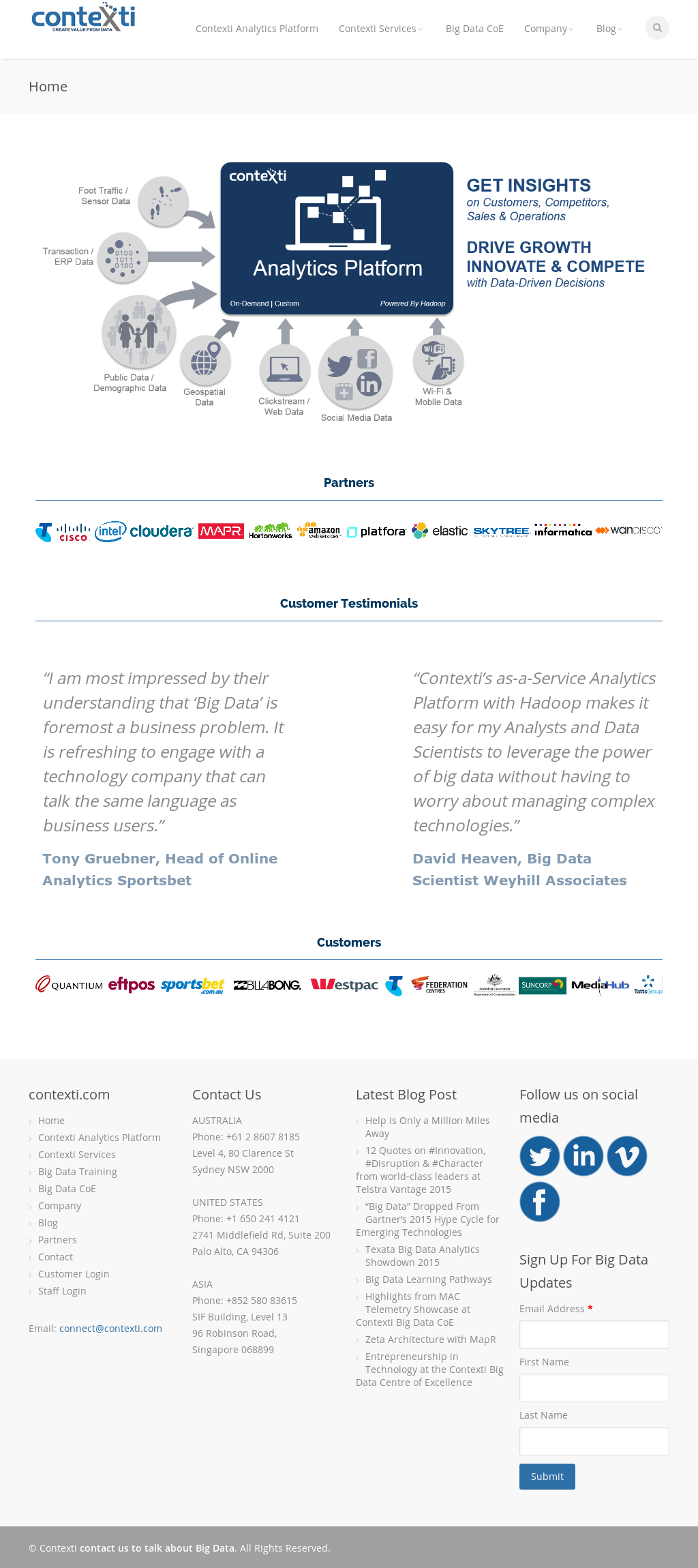 Contexti Competitors, Revenue and Employees - Owler Company