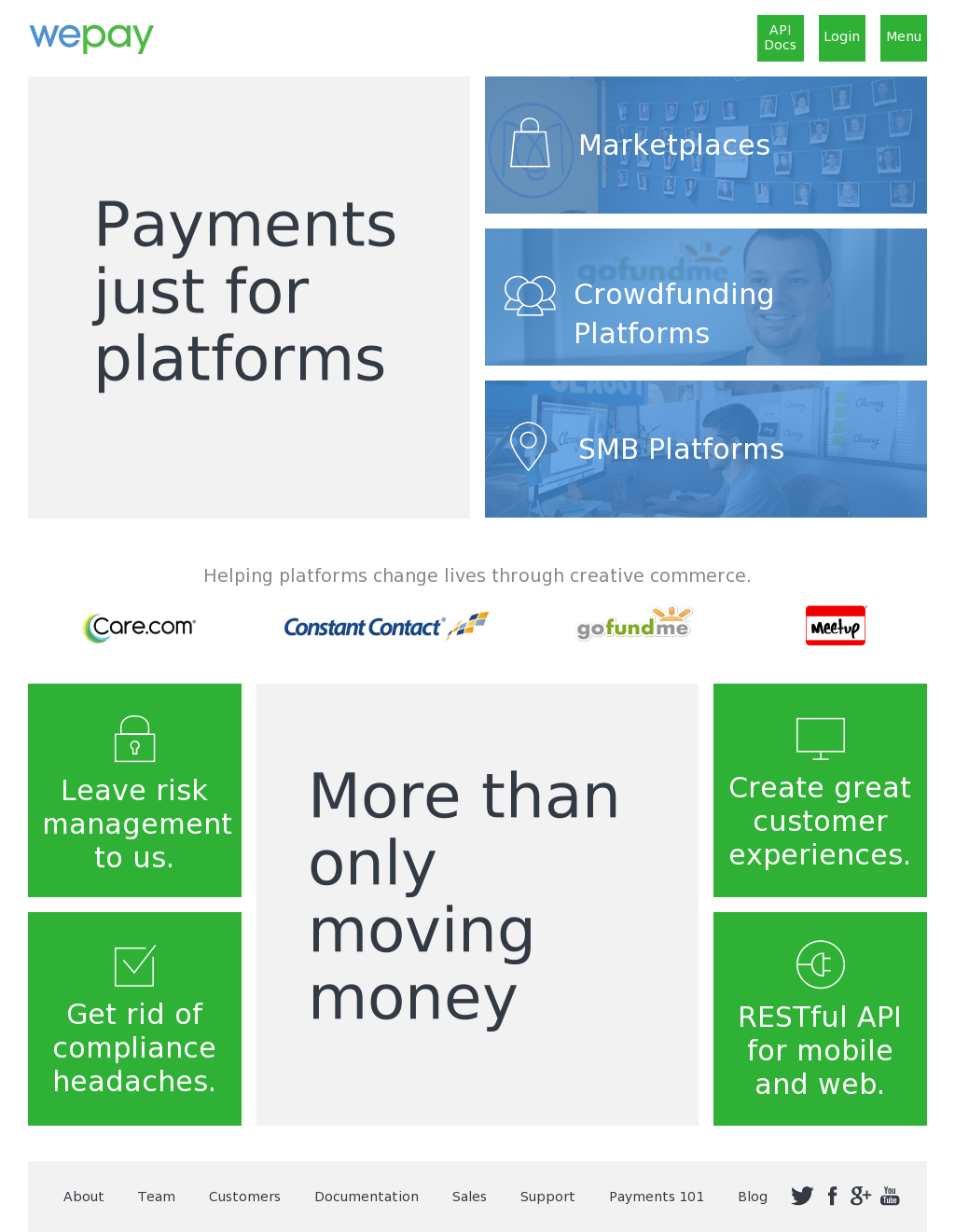 WePay Competitors, Revenue and Employees - Owler Company Profile