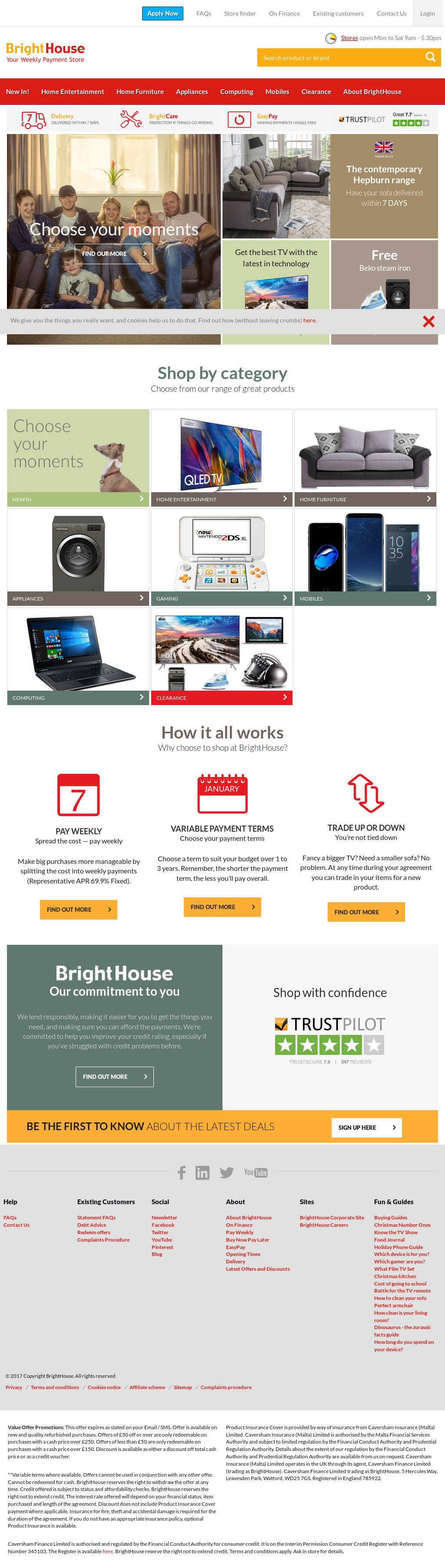 BrightHouse Competitors, Revenue and Employees - Owler
