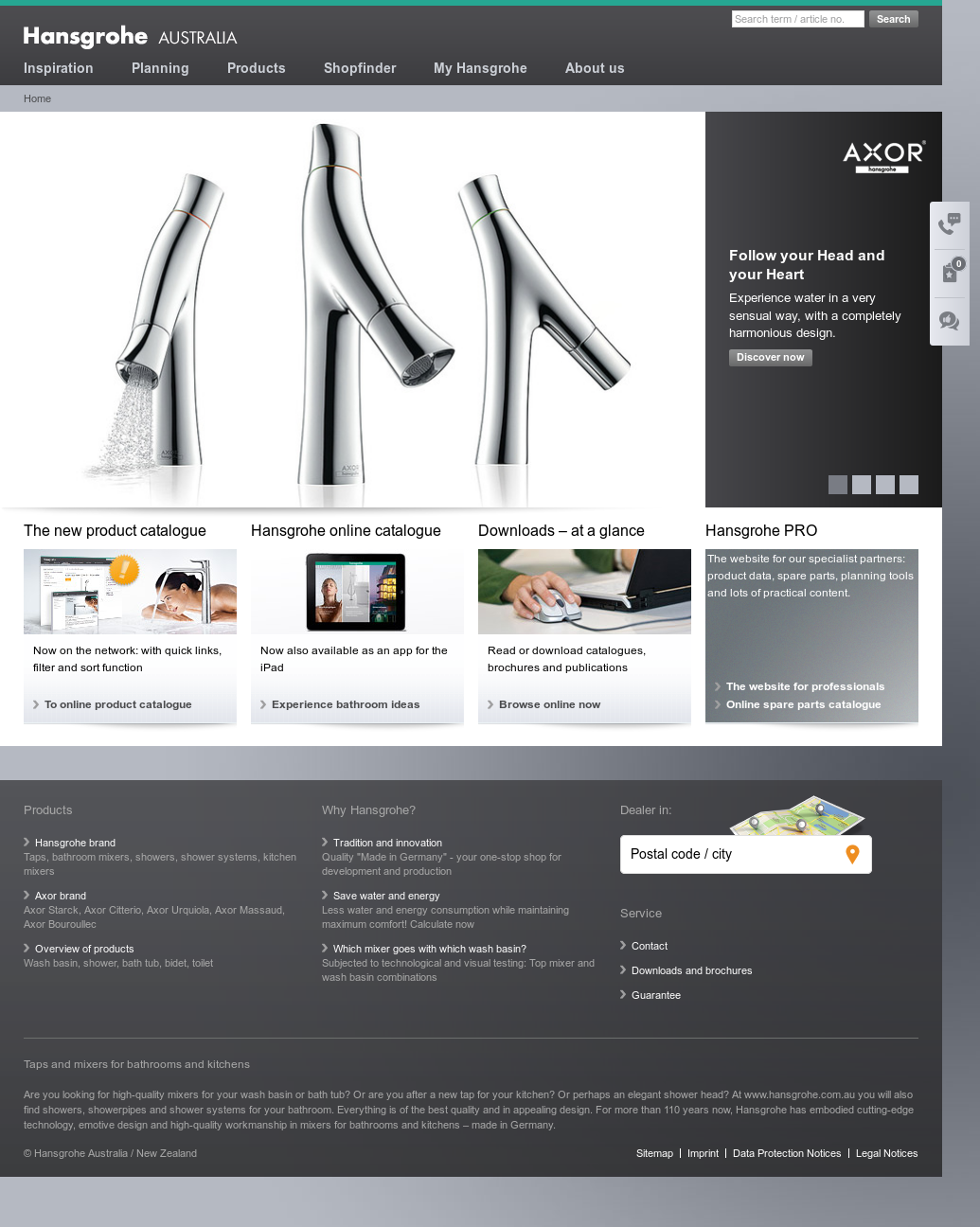 Hansgrohe Australia Competitors, Revenue and Employees - Owler ...