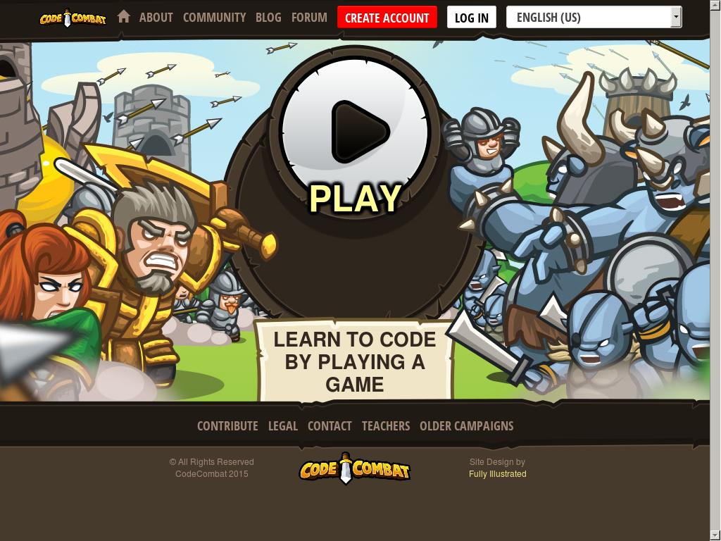 codecombat app