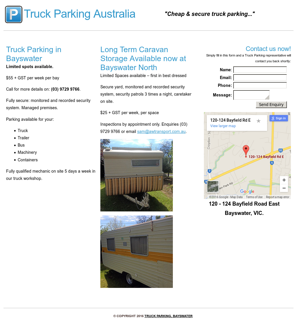 Truck Parking Competitors, Revenue and Employees - Owler Company Profile
