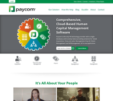 Paycom Competitors, Revenue and Employees - Owler Company