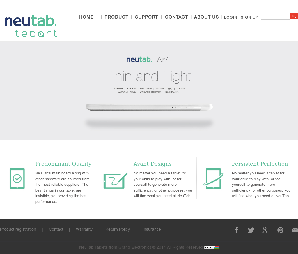 Neutab Tablets Competitors, Revenue and Employees - Owler