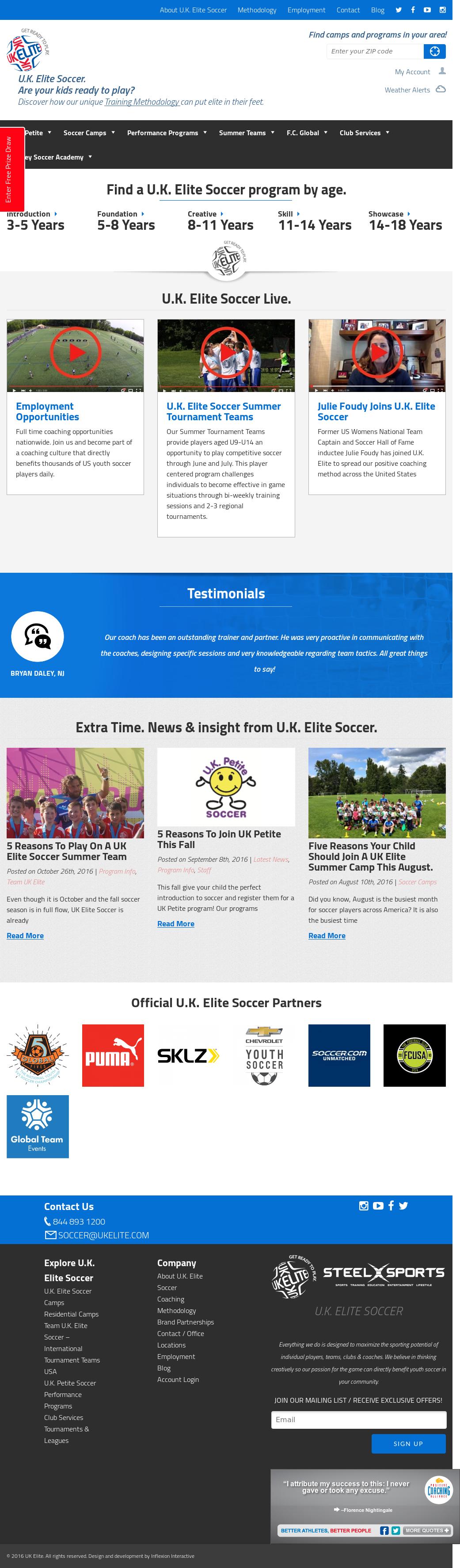 fddac1b0c U.K. Elite Soccer Competitors, Revenue and Employees - Owler Company Profile