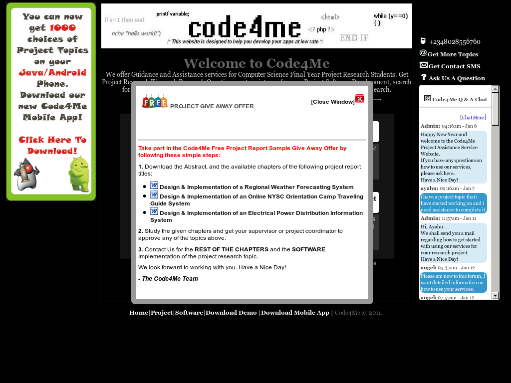 Code4me Competitors, Revenue and Employees - Owler Company Profile