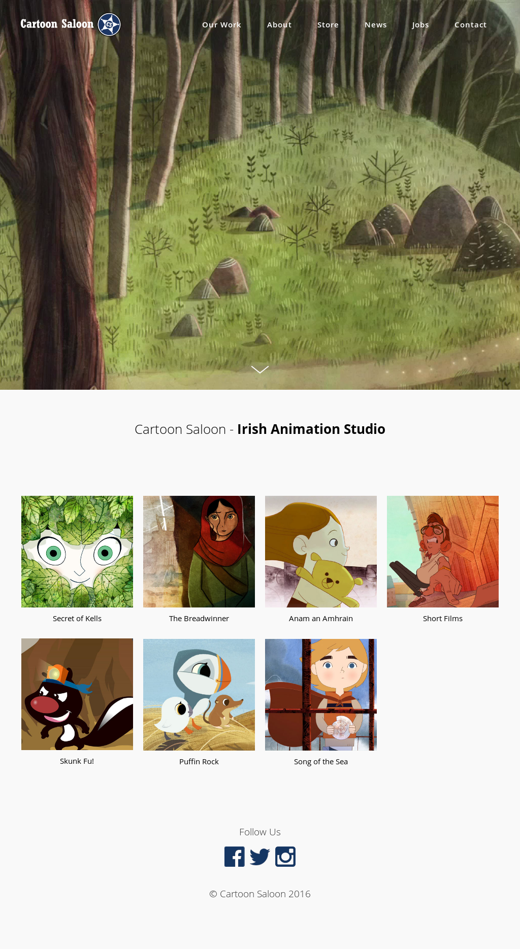 Cartoonsaloon Competitors, Revenue and Employees - Owler