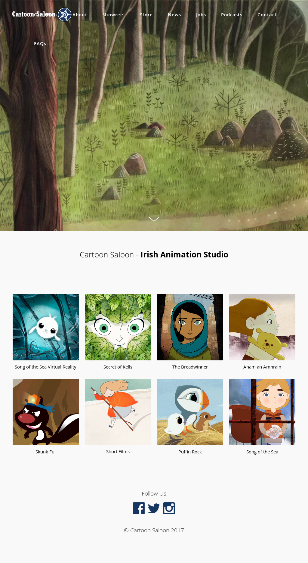 Owler Reports Cartoonsaloon Apple In Show Business Don T Get Too Excited About It